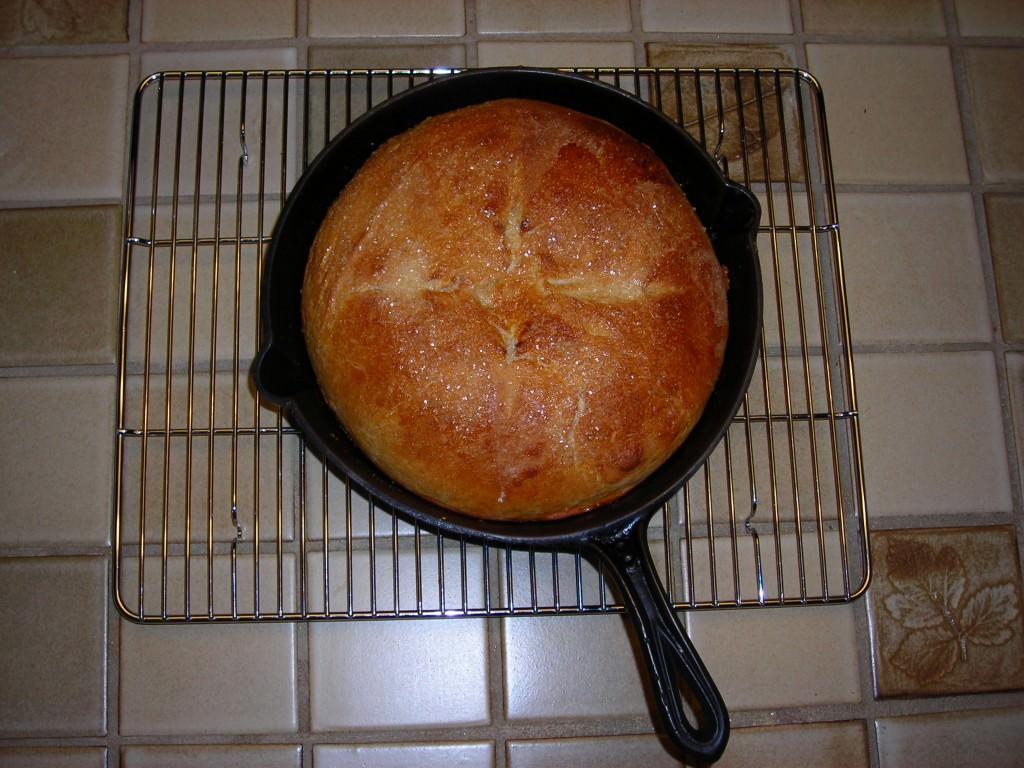 Sweet Wheat Bread