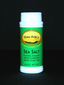 Netta Belle's Choice Sea Salt