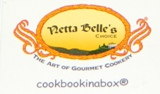 Netta Belle's Choice cookbookinabox