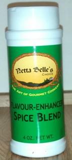 Flavor-Enhancer Spice Blend