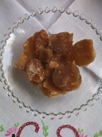 Crystallized Ginger Root