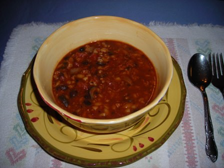 Italian Chili Soup