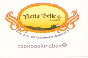 Netta Belle's Choice cookbookinabox logo