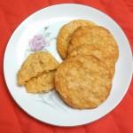 Oatmeal Coconut Crispies