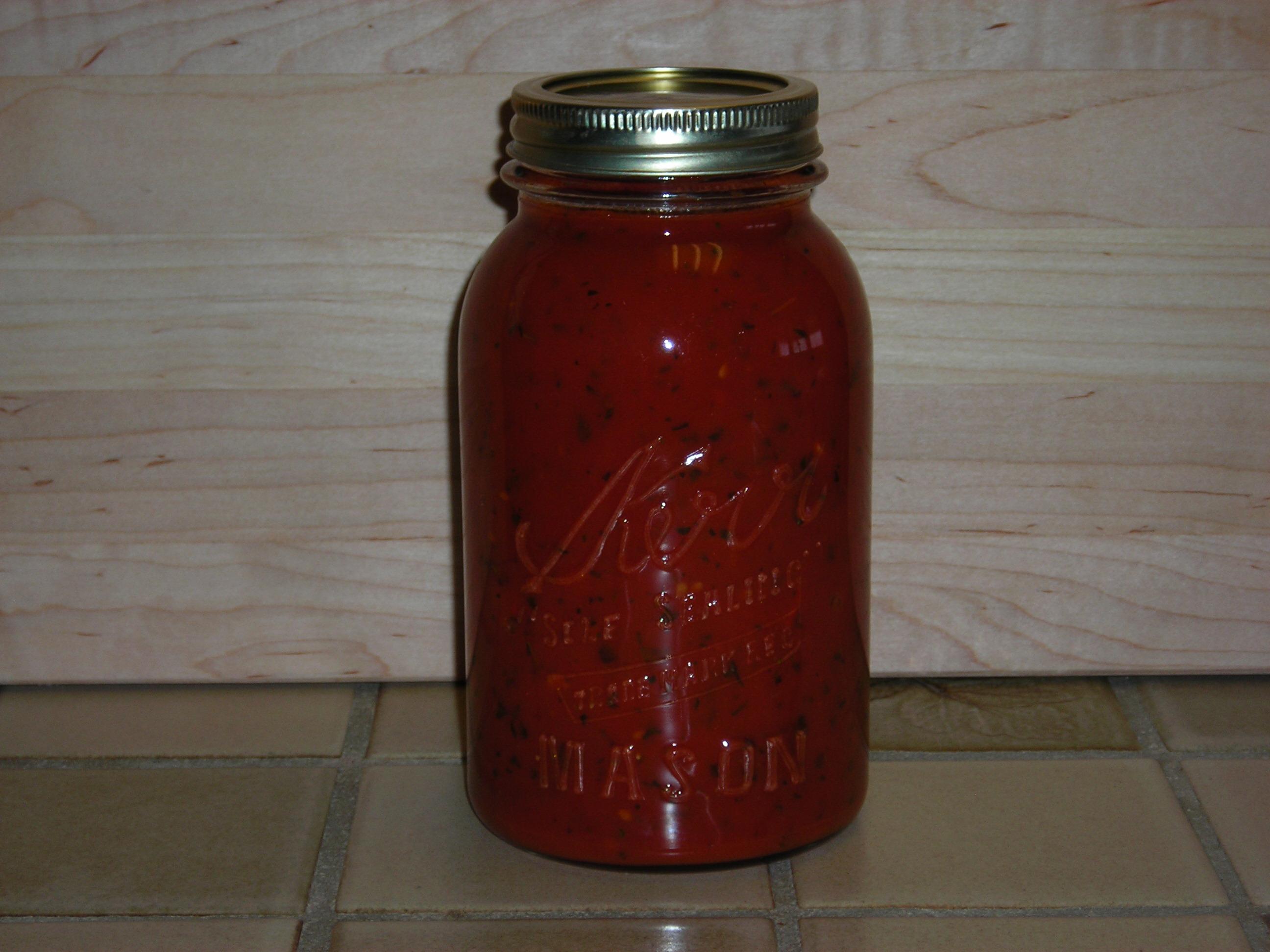 cookbookinabox Bar-B-Que Sauce