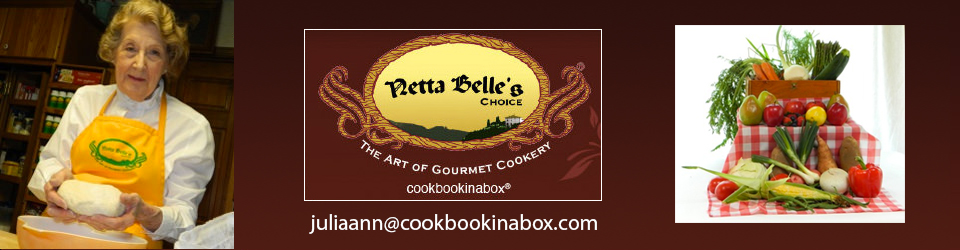 cookbookinabox® – The Art of Gourmet Cookery